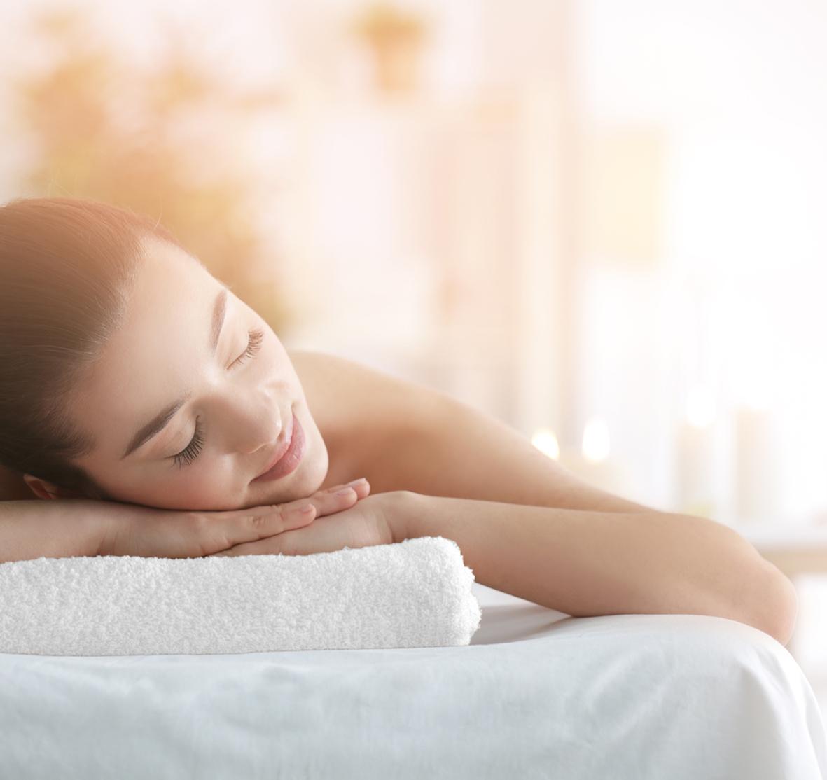 Serviettes de massage